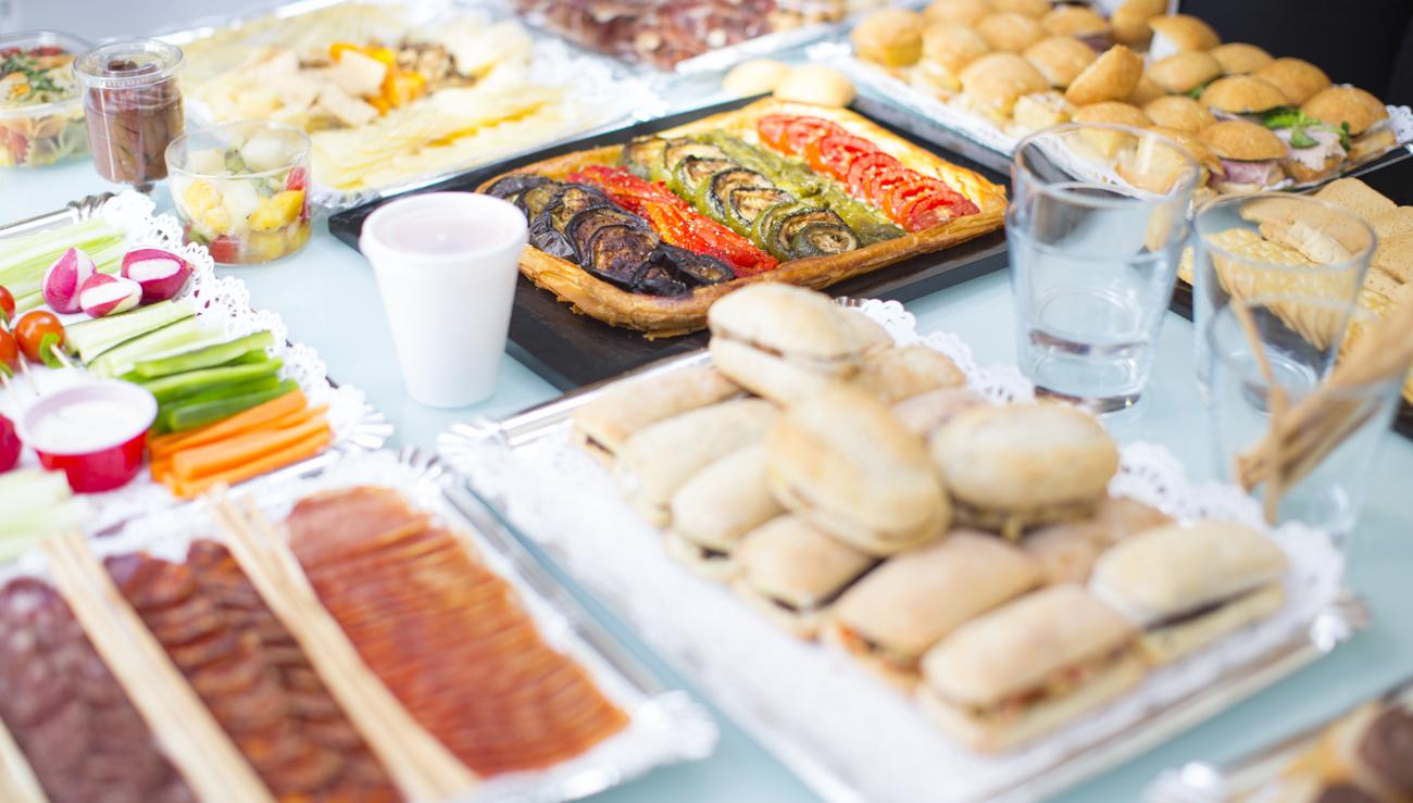 Comida para Eventos en Cáceres
